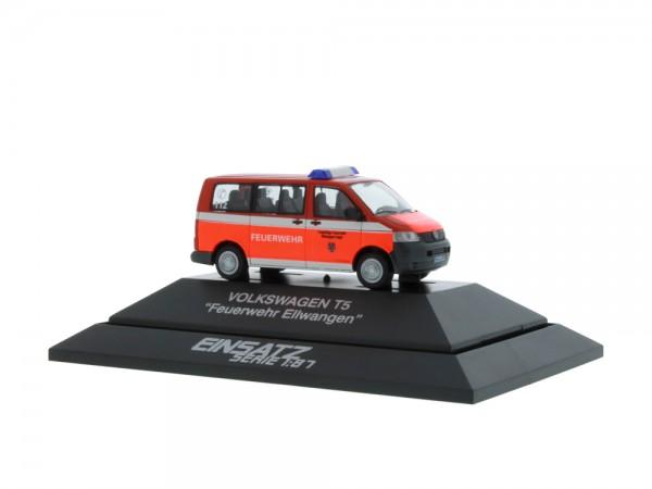 Volkswagen T5 FW Ellwangen, 1:87